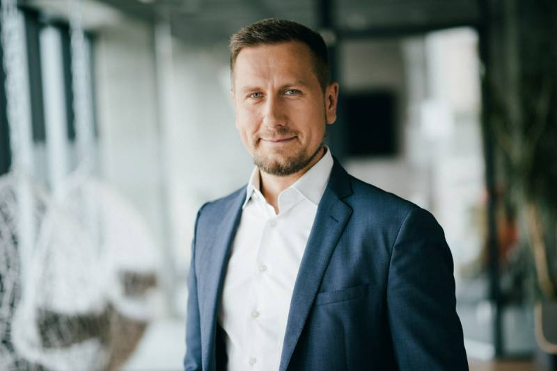 Jarosław Bator joins Echo Investment asaHead ofNew Business andtakes over asaManaging Director ofCitySpace