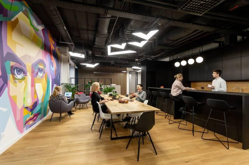 70% wzrostu w2019 r., czyliCitySpace rozpycha się narynku elastycznych powierzchni biurowych