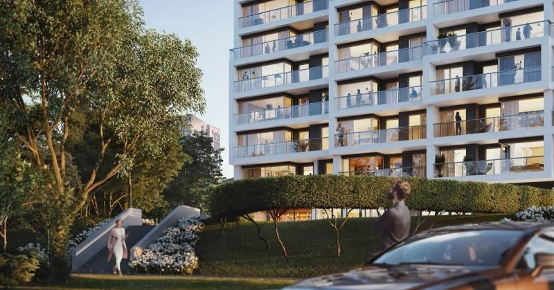 Widoki Mokotów apartment building receives an occupancy permit