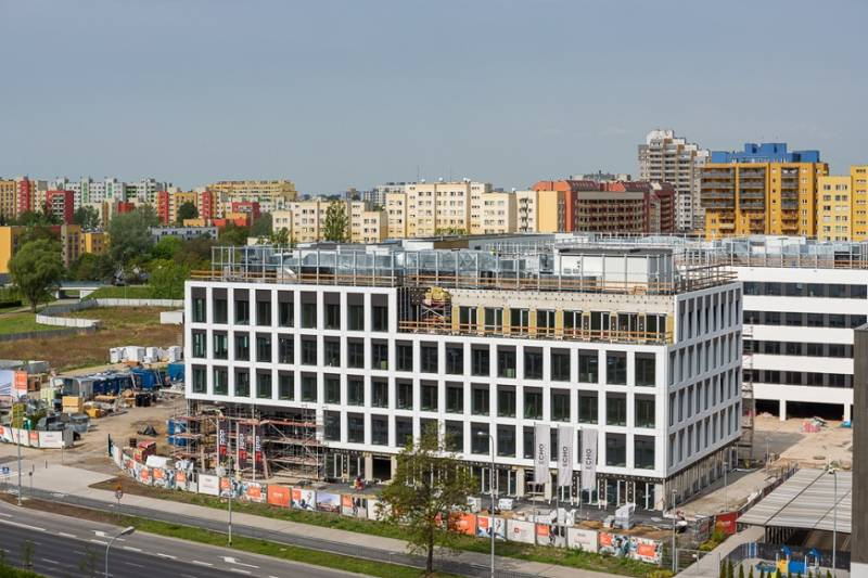 Sii Poland goes for West 4 Business Hub