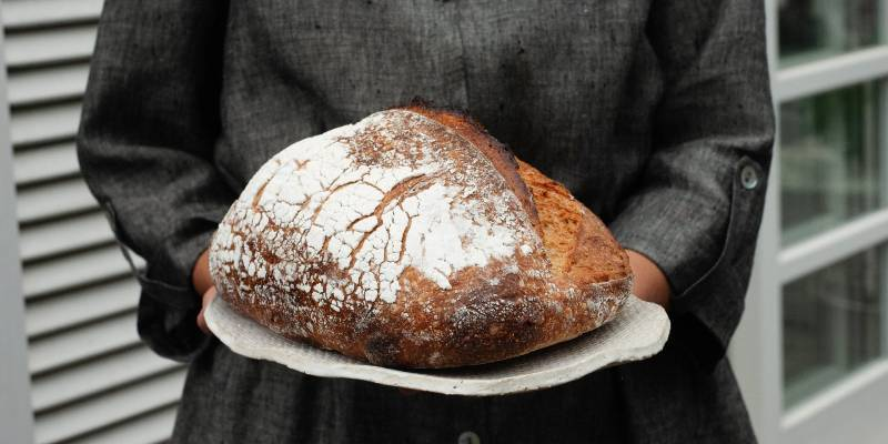 Bakery Browary Warszawskie: the smell of traditional bread, ecological products and modern flavours