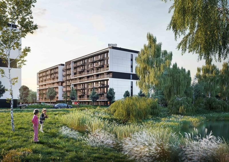 Echo Investment rozpoczyna projekt Bonarka Living wKrakowie