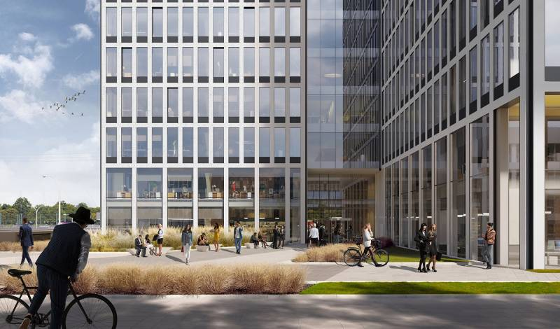 CitySpace wprowadzi się doFace2Face Business Campus