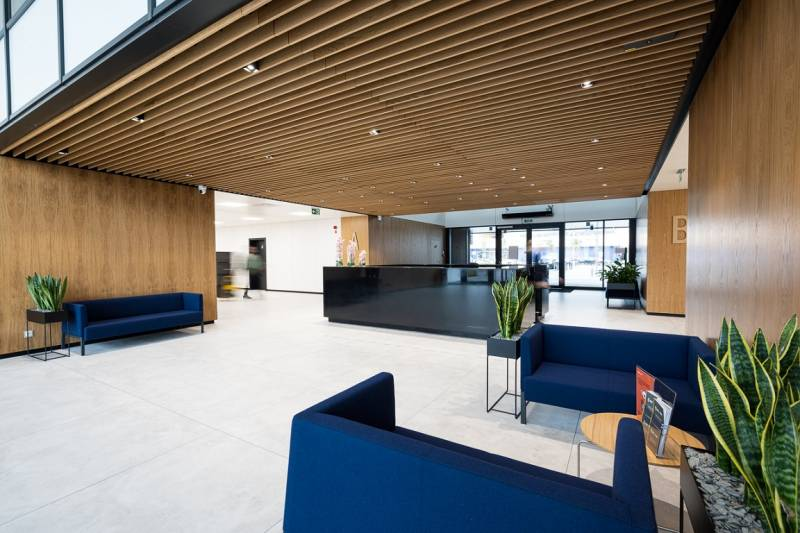 Echo Investment builds up the 'resistance' of its office buildings