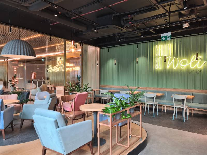 It's never enough coffee! Etno Cafe invites to the Warsaw Brewery