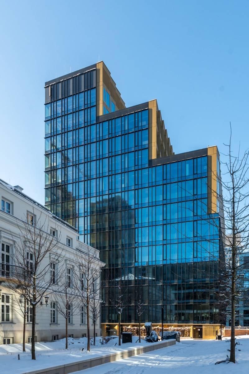 Echo Investment sprzedaje Grupie KGAL budynek Biura przy Willi za86,7 mln euro