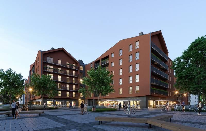 Sterowanie głosowe wstandardzie mieszkań Echo Investment