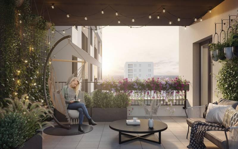 Echo Investment zamyka pierwszą połowę roku z907 sprzedanymi mieszkaniami