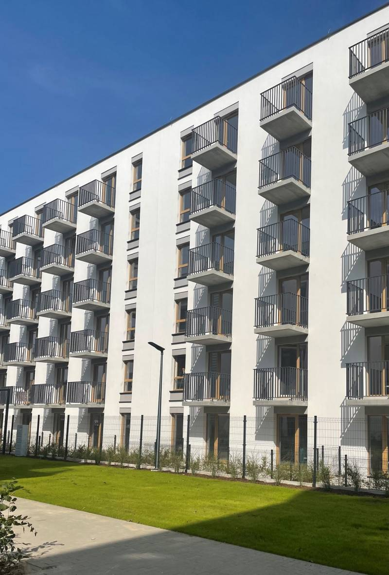 Residents ofPoznań rush toget subscription apartments