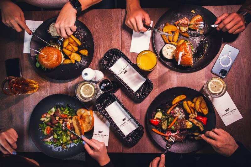 Restauracja Zdrowa Krowa otworzy się włódzkiej Fuzji