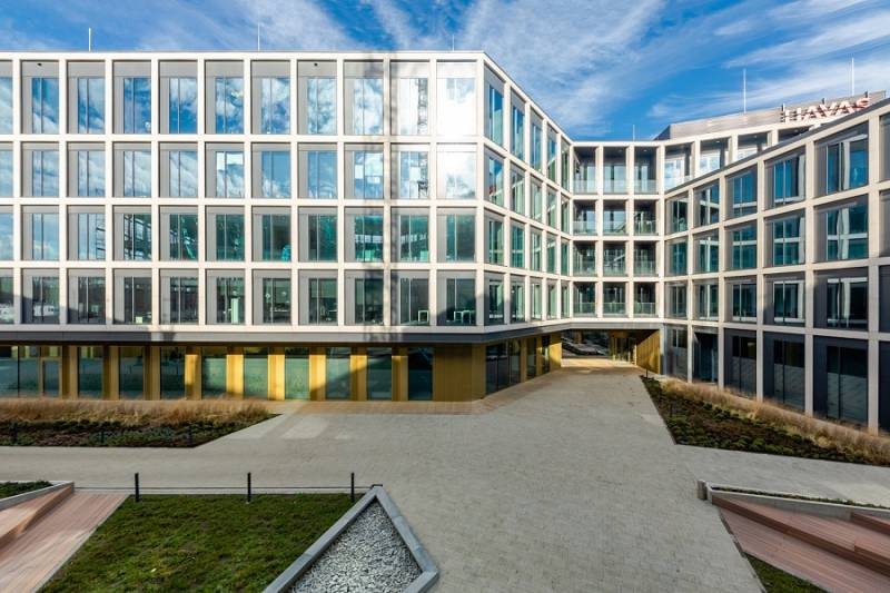 Echo Investment divests  Moje Miejsce I office building inWarsaw