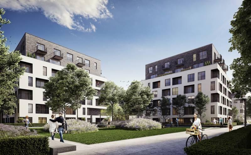 Echo Investment rozpoczyna sprzedaż mieszkań wII etapie osiedla Reset