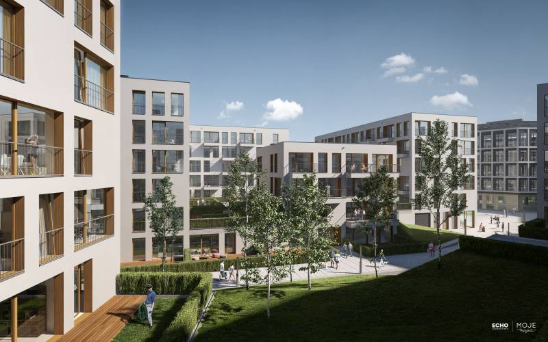 Echo Investment sold 986 apartments in2018 andhanded over 950 premises toclients