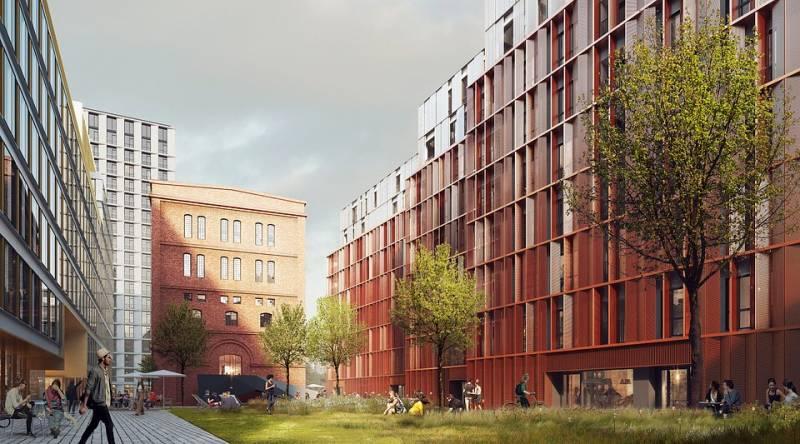 Malthouse Apartments - residential jewel ofBrowary Warszawskie