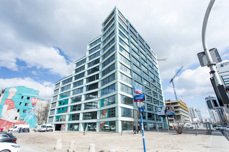 Echo Investment sold Gatehouse Offices, the first office building atWarsaw Brewery, for 76.8 million EUR