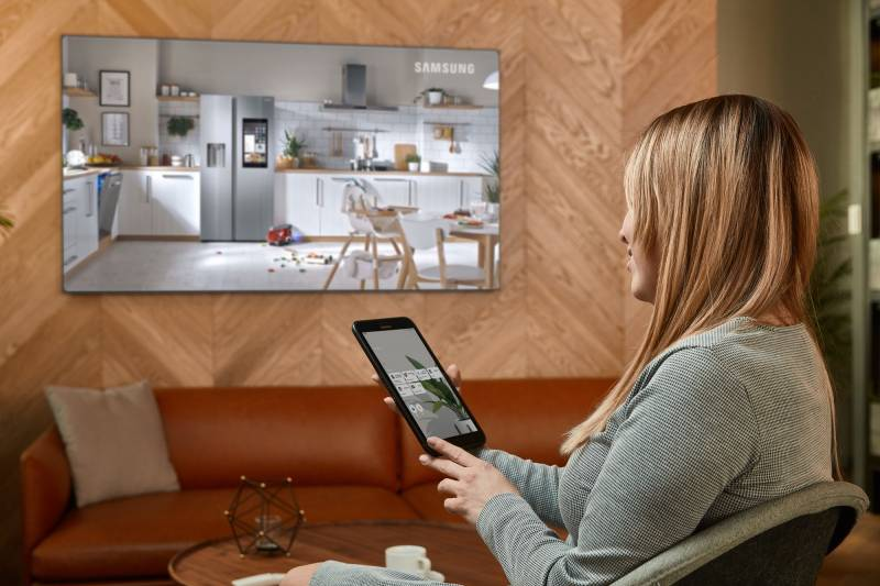 Samsung iEcho Investment pokazują smart living wpraktyce
