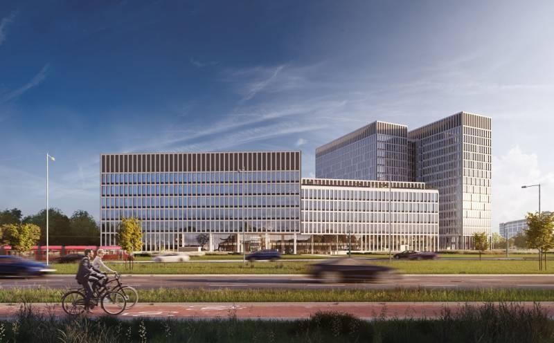 Nowe centrum medyczne Medicover Polska  wFace2Face Business Campus wKatowicach