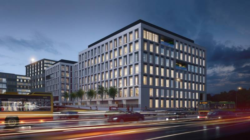 BNP Paribas Bank Polska provided Echo Investment over EUR 19 million loan for REACT office building construction