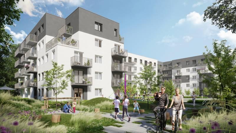 Zatrzymaj się naOsiedlu Stacja 3.0. Echo Investment rusza zprojektem mieszkaniowym