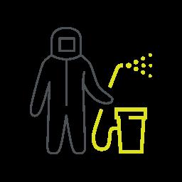 <p>Wykonujemy comiesięczne, prewencyjne zamgławianie powietrza wbudynku wcelu dezynfekcji, dezynsekcji oraznawilżenia pomieszczeń.</p>