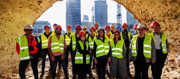 Echo Investment saves historic cellars ofBrowary Warszawskie