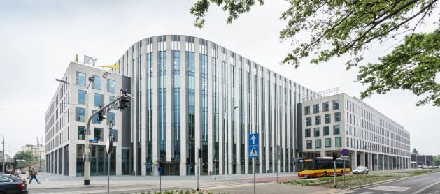 Echo Investment sprzedało wrocławski Sagittarius Business House za74,5 mln EUR