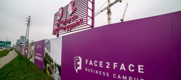 Echo begins construction of second phase of Face2Face in Katowice