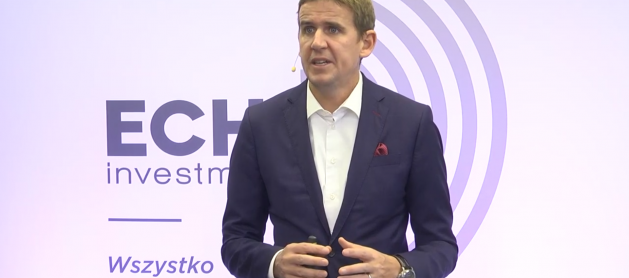 Echo Investment presents very good results for the third quarter of 2018 [video]