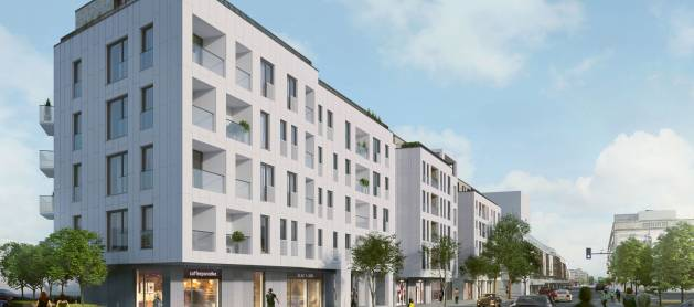 Apartementy Esencja - pre-sale of the new Echo Investment project in Poznań