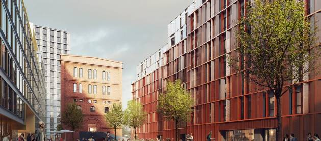 Malthouse Apartments - residential jewel of Browary Warszawskie