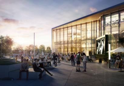 Libero będzie miało własny plac – budowa właśnie się rozpoczyna